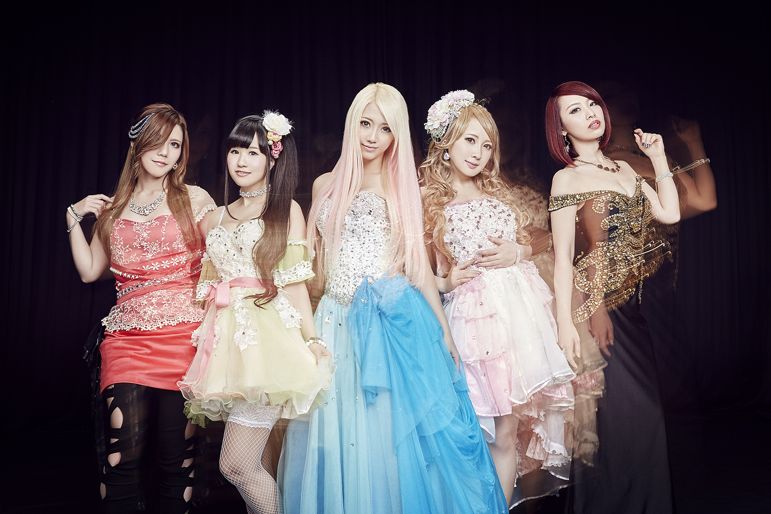 Aldious Official Website