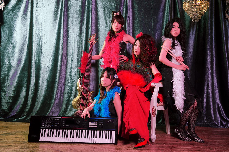 ヲトメ劇場 -哀愁系ガールズ歌謡ロック- Official Website